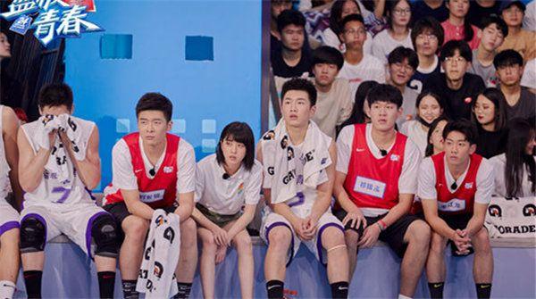 《篮板青春》李凯馨领队初长成 细致暖心成最强后备