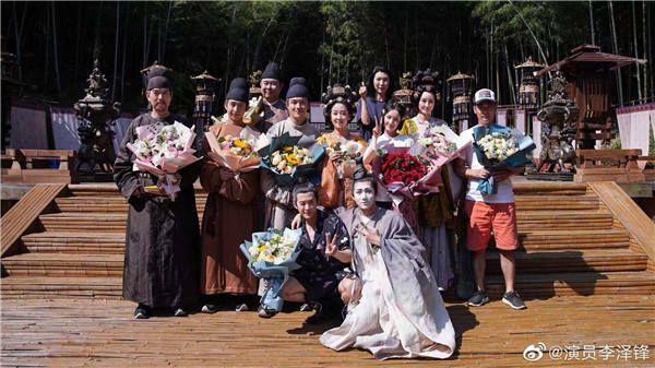 《大唐女儿行》杀青,李泽锋演技获赞未来可期!