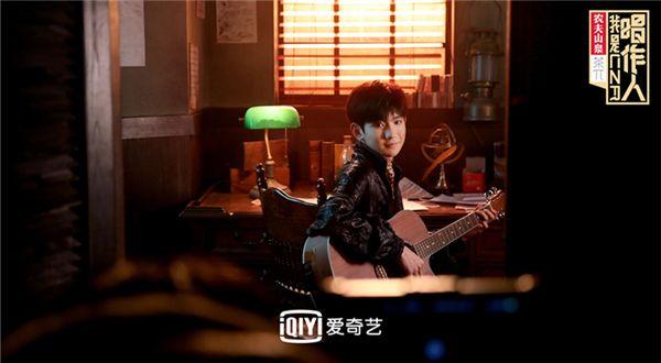 《我是唱作人》定档4月12日 唱作人热血集结,为音乐而战!