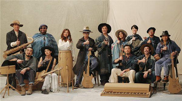 陈奕迅 eason and the duo band《DUO LOVE》Blu-ray进口版11月8日开启预购