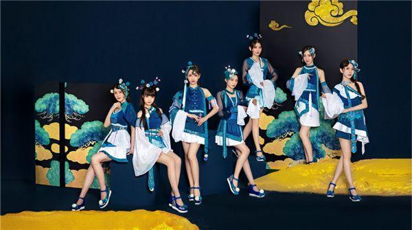SING女团献唱《上新了故宫》插曲《故宫你好吗》演绎国风新篇章