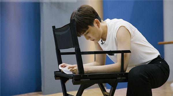 刘哲尔《演员请就位》表演首秀将播 角色反差自我挑战