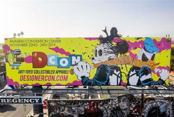 全球知名潮流艺术盛会DesignerCon将于明年亮相中国