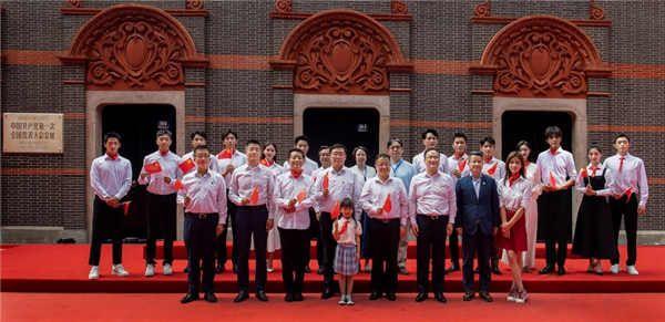 王仁君携《1921》重回革命源地 回望百年征程初心不改