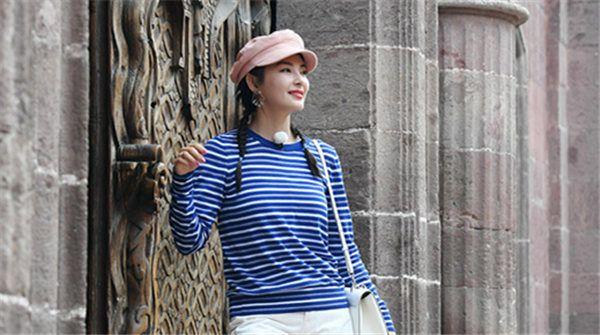 张雨绮《各位游客请注意》旅行造型百变尽显时尚魅力