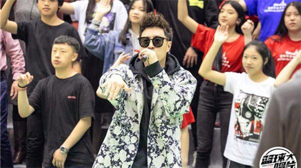 潘玮柏创作篮球大唱片EP斗志主题曲《Winner》上线