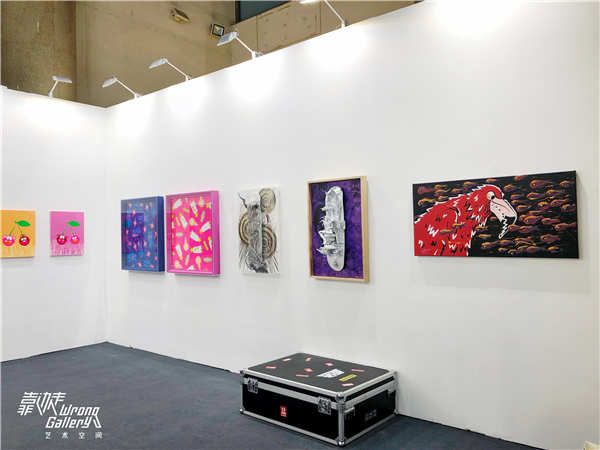 靠边走艺术空间参展JINGART艺览北京 重量级潮流艺术不容错过