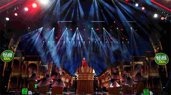 无臂天使罗蕾莱《巅峰之夜》秀高音    惊喜生日礼物引谢娜爆哭