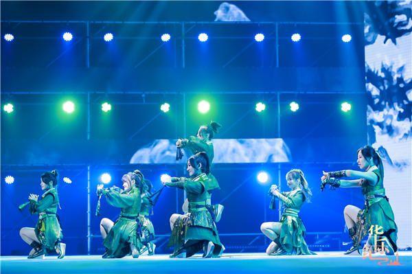 SING 新歌《千盏》首秀,闪耀亮相国风音乐盛典
