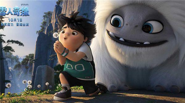 """《雪人奇缘》全球首映惊艳多伦多 IMDB开分9.1中华美景""""征服世界"""""""