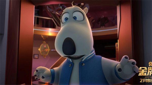 倒霉英雄勇闯世界送好运 《贝肯熊2:金牌特工》拜年版海报来了